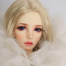 Oueneifs supia ariel 1/3 bjd figury żywiczne modelu ciała reborn dziewczynek chłopców lalek oczy wysokiej jakości toys sklep z pamiątkami box
