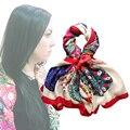130x130 Mujeres Invierno Bufanda Cuadrada Sueño del Caracol Diseño Marca Pashmina Wool blend Gran Foulard Bandana Nuevo [0016]
