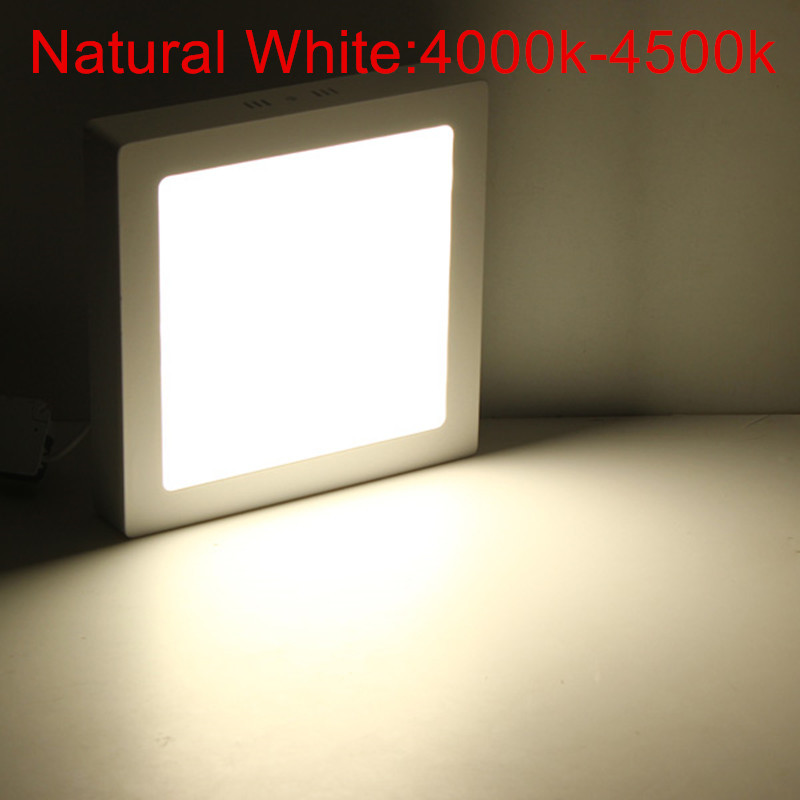 HTB1fNdBt lYBeNjSszcq6zwhFXah LED Surface Ceiling Light 9W 15W 25W Ceiling Lamp AC85-265V Driver Included Round Square Indoor Panel Light For Home Decor