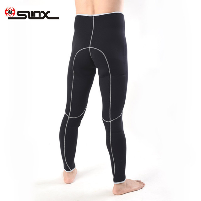 Slinx 5mm diving pants spearfishing waist pants for wetsuit trouser plus size 3xl
