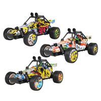 RC Car 2.4G High Speed Racing Car Remote Control Sharply Turning Graffiti Car Kids Toys Model Gifts