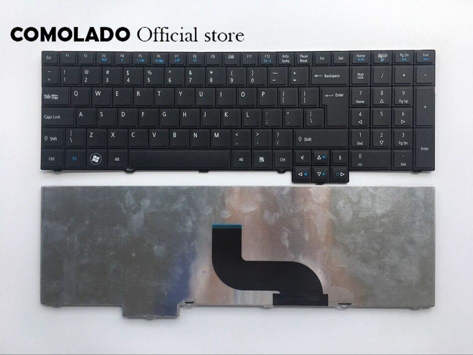 UI Keyboard for Acer TravelMate 5760 TM5760 5760G 5760Z 5760ZG TM6595 6595 6595tg 6595 6596G 6595T 6595TG TM6495T UI Layout
