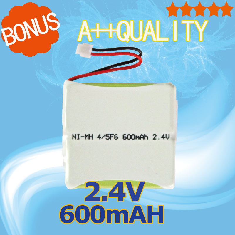 Golooloo 2.4V 600mAh Ni-MH Cordless Rechargeable Battery 5M702BMX 5M702BMXZ CP77 GP0735 GP0747 For Phone, Toy