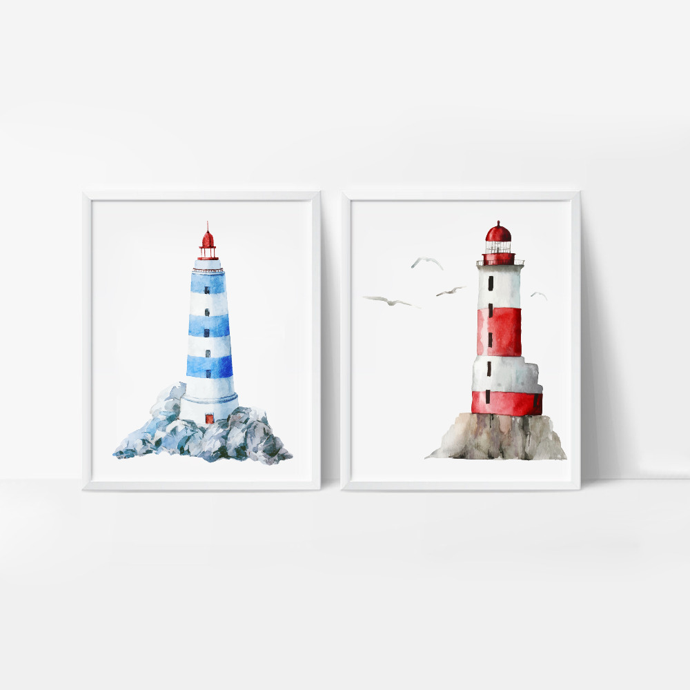Lighthouse Wall Art online buy wholesale lighthouse wall art from china lighthouse