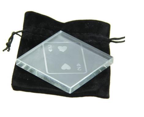 The Ghost Glass 1.0 - Magic Tricks For Professional Magicians Stage Cardistry Amazing Stage Magic Mentalism