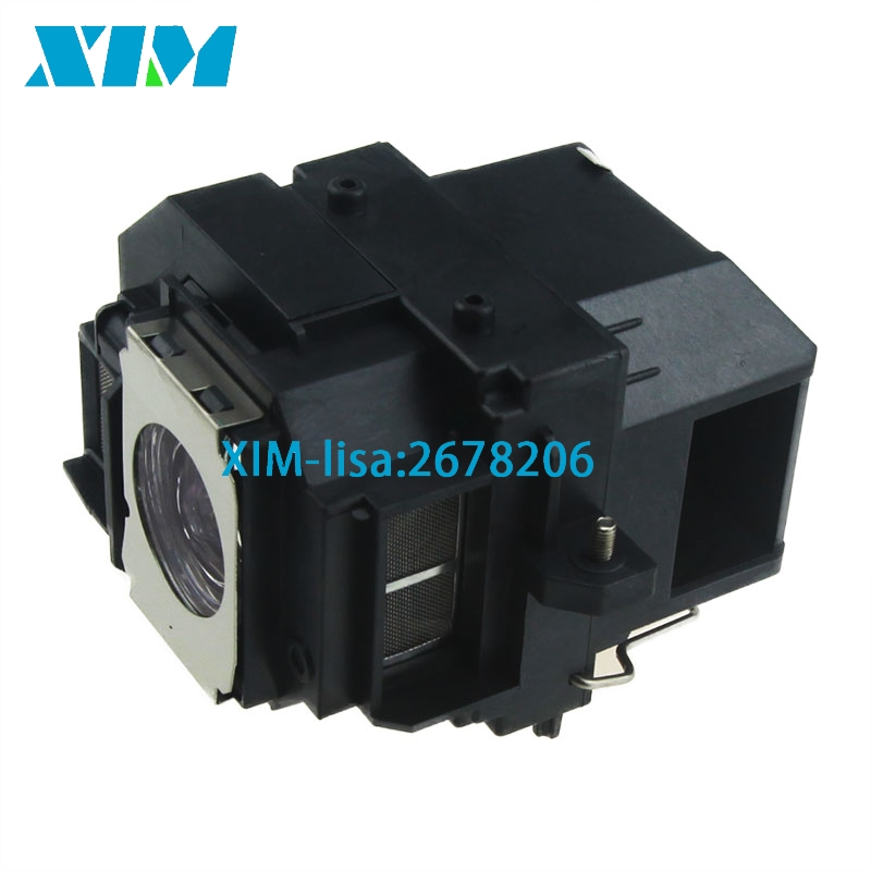Totally New Original ELPLP54 /V13H010L54 Projector Lamp with Housing for EPSON EX31 / EX71 / EX51 / EB-S72 / EB-X72 / EH-TW450 original projector lamp for epson eb 1913 with housing
