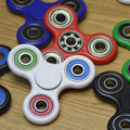 Новое Поступление HandSpinner пальцев спираль пальцев гироскопа Torqbar Непоседа spinner чистой нержавеющей стали игрушки с коробкой T05