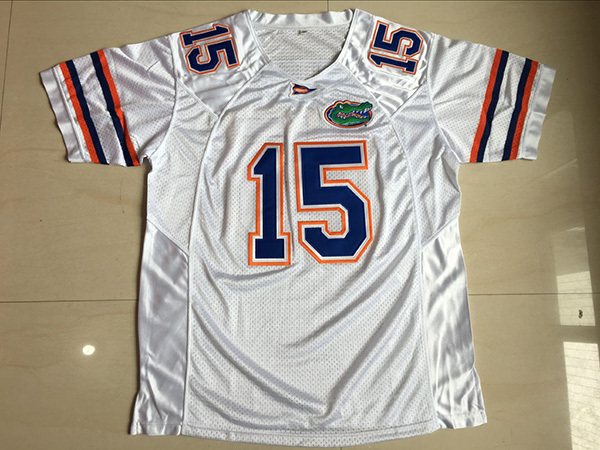 0c1b7494f ... netherlands florida gators jersey 15 tim tebow 22 emmitt smith college  american football jersey stitched s