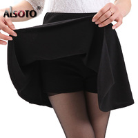 Summer Style Sexy Skirt For Girl Women Clothing Bottoms Korean Anti Emptied Lady Short Skater Anti