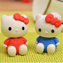 US $0.08 |DL D622 creative lovely KT cat boy KITTY eraser student supplies educational supplies funny eraser-in Eraser from Office & School Supplies on Aliexpress.com | Alibaba Group