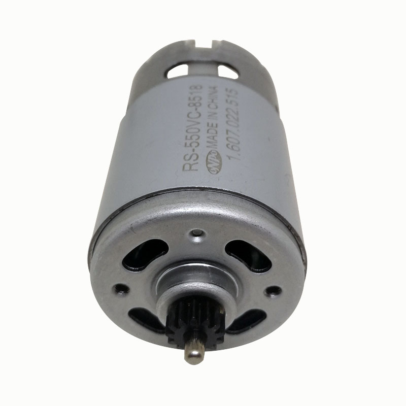 12V 13 teeth RS 550VC 8518 DC GEAR motor for BOSCH GSR12V 15 3601H68102 electric drill Screwdriver maintenance spare parts in DC Motor from Home Improvement