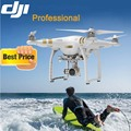 Dji phantom 3 antecedência padrão profissional zangão orkut gps sistema com 4 k hd câmera drones fpv fantasma 3 rc helicóptero