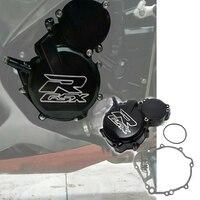 For Suzuki Gsxr 600 750 Engine Stator Crank Case Cover GSXR600 GSXR750 2006 2007 2008 2009 2010 2011 2012 2013 2014 2015 2016 K6