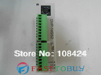 DVP14SS211T Delta PLC SS2 series DC power 14 point 8DI 6DO(NPN transistor) with programming cable