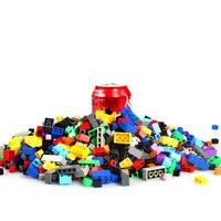 1000pcs Bricks Set City DIY Creative Bricks Toy Child Educational Wange Building Block Brick Compatible With