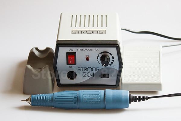35000 RPM diş laboratoriyası, dırnaq faylı və - Dırnaq sənəti - Fotoqrafiya 2
