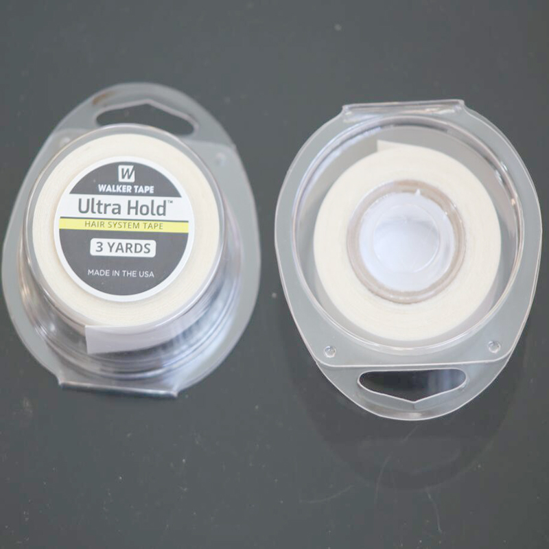 Wholesale ULTRA HOLD TAPE strong double tape for skin weft/ pu weft/toupees /wigs