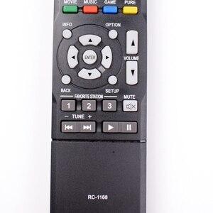 Image 3 - RC 1168 pilot zdalnego sterowania dla Denon Audio odbiornik wideo RC 1181 RC1169 RC 1189 AVR1613 AVR1713 1912 1911 2312 3312 kontroler