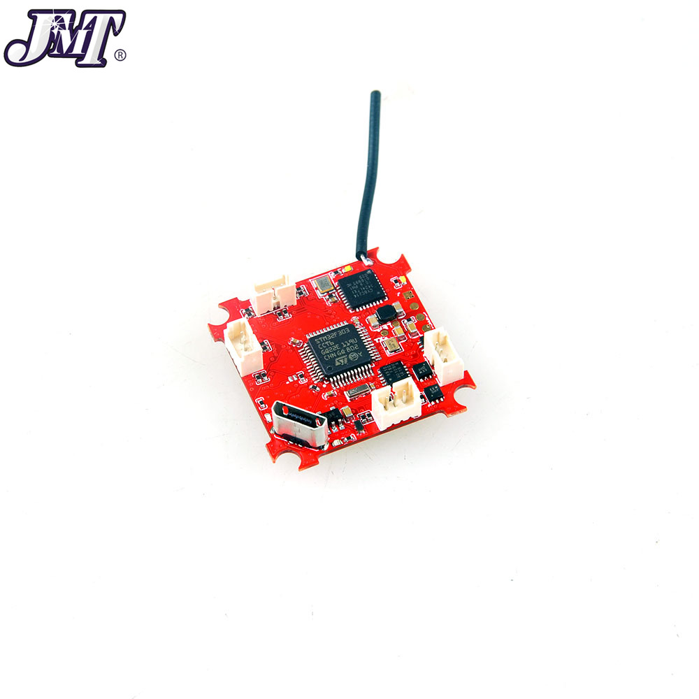 4 IN 1 Crazybee F3 Flight Controller OSD Current Meter 5A 1S BlheliS ESC Compatible DSM/2 DSM/X Receiver for RC Whoop Helicopter dsm 14s