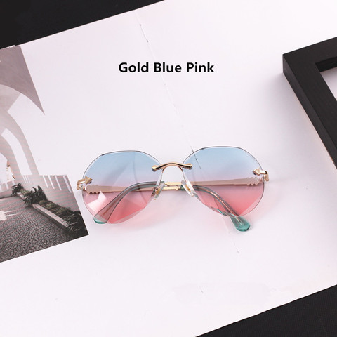 CURTAIN 2019 Newest Kids Sunglasses Cool Polygon Shaped Hexagon Fashion Baby Cute Girls Boys Eyewear Children Sun Glasses UV400 Lahore