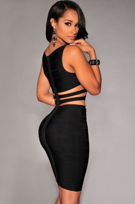 Images of Black Tight Dresses - Fashion Trends and Models
