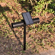 Solar Mosquito Killer Whole Night Lamp Powered LED Outdoor Yard Garden Lawn Light Mosquitos Repellent Lights Anti