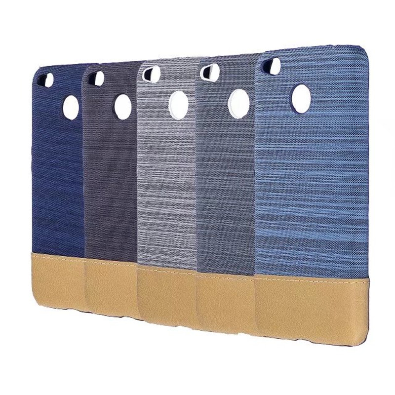 Luxury Vintage Case For Xiaomi Redmi Note 5A Back Cover Case For Xiaomi Redmi Note 5A Slim Case Scratch-resistant Canvas Coque