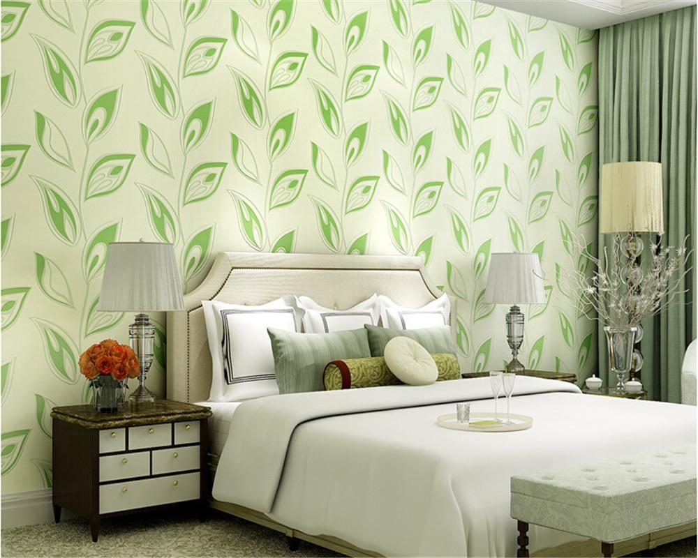 Beibehang moderne minimaliste 3D en trois dimensions papier peint courbe salon chambre TV fond mur plein papier peint behang