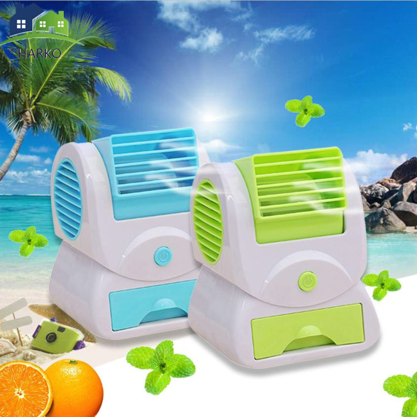 New Mini Arctic Air Cooler Small Air Conditioning Appliances  Air Cooling Fan Summer Portable Strong Wind