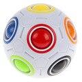 Горячей Yongjun Сферической Magic Cube Игрушки Новинка Радуга Футбол Головоломки Кубики Обучение & Развивающие Игрушки Для Детей Дети-45