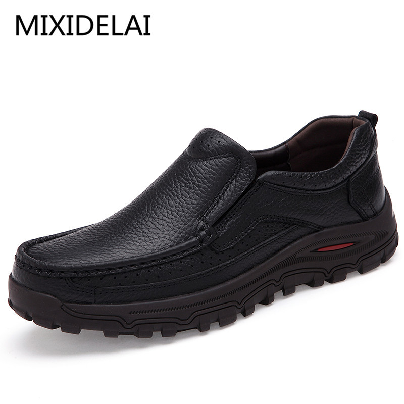 big size 38-48 mens dress italian leather shoes luxury brand mens loafers genuine leather formal loafers moccasins men summer breathable moccasins mens driving shoes italian luxury brand men loafers 2017 genuine leather casual shoes big size to 46