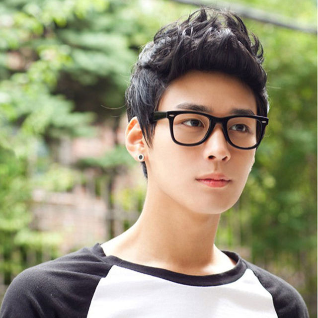 Mens Male Wig Handsome Vogue Sexy Korean Boys Short Hair