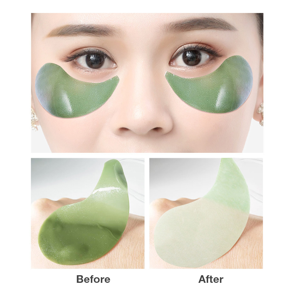Moisturizing Gold/Seaweed Collagen Eye Mask Care 60Pcs Anti Aging Patches Dark Circles Eye Bags Remove Eye Mask Skin Care 3