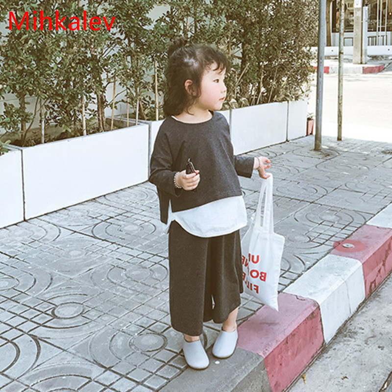 children garments set for ladies lengthy sleeve outfit units Tshirt +white vest +pants 3pieces youngsters tracksuit lady clothes units set for ladies, garments set, lengthy sleeve set,Low-cost set for...