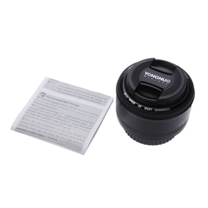 Image 5 - 永諾レンズYN50mm f1.8 yn ef 50 ミリメートルf/1.8 afレンズYN50 開口自動キヤノンeos 60D 70D 5D2 5D3 600dデジタル一眼レフカメラ
