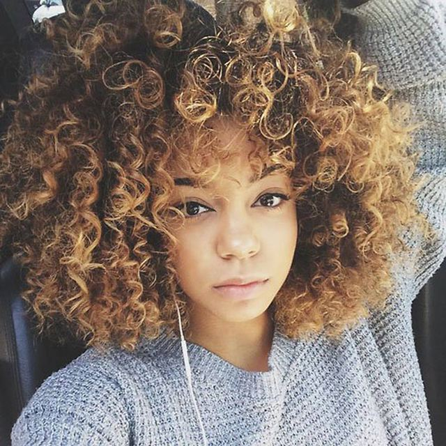 Aosi Wig Synthetic Afro Curly Hair Wigs For Black Woman Short Kinky