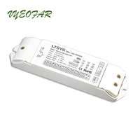 LTECH Dali Dimming Driver;UL certify Power driver;AC100 240V input;200 1200mA 36W output Led Dali Dimmable Driver,Push Dim
