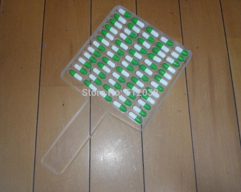 C-60 de compteur de Capsule, pour le remplisseur de capsule, machine de remplissage de capsule (Capsule de la taille 00-4)C-60 de compteur de Capsule, pour le remplisseur de capsule, machine de remplissage de capsule (Capsule de la taille 00-4)