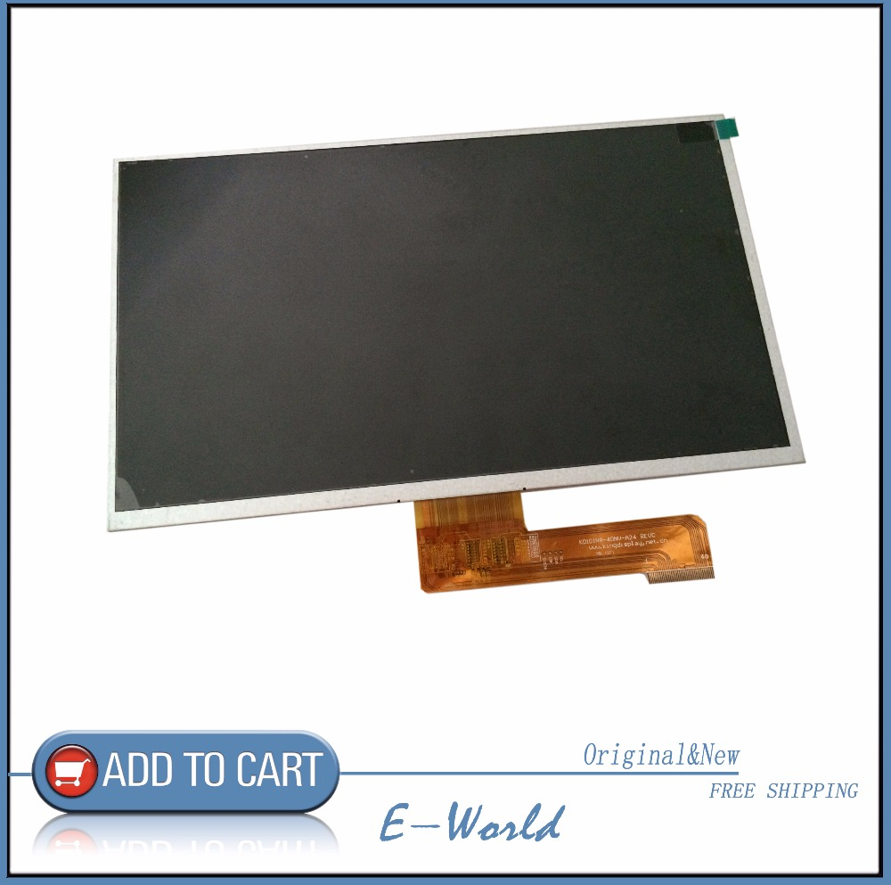 Original and New 10.1inch LCD screen KD101NB-40NV-A24 KD101NB-40NV KD101NB for tablet pc free shipping original 7 inch 163 97mm hd 1024 600 lcd for cube u25gt tablet pc lcd screen display panel glass free shipping