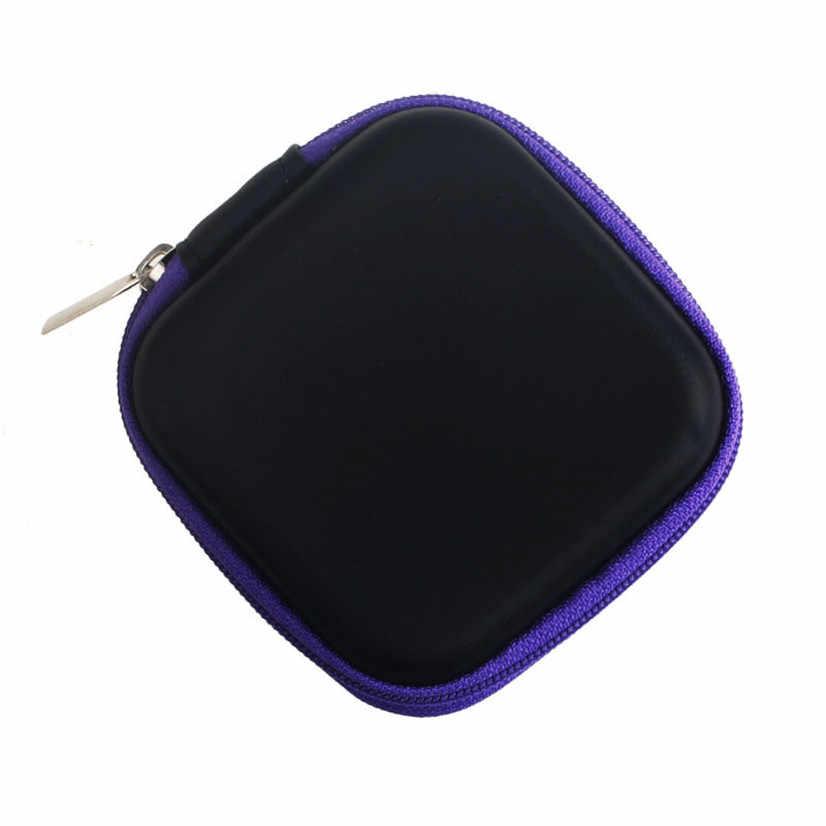 Factory Price Binmer  Zipper Storage Bag Carrying Case for Hard Keep Earphones SD Card Area J09T Drop Shipping