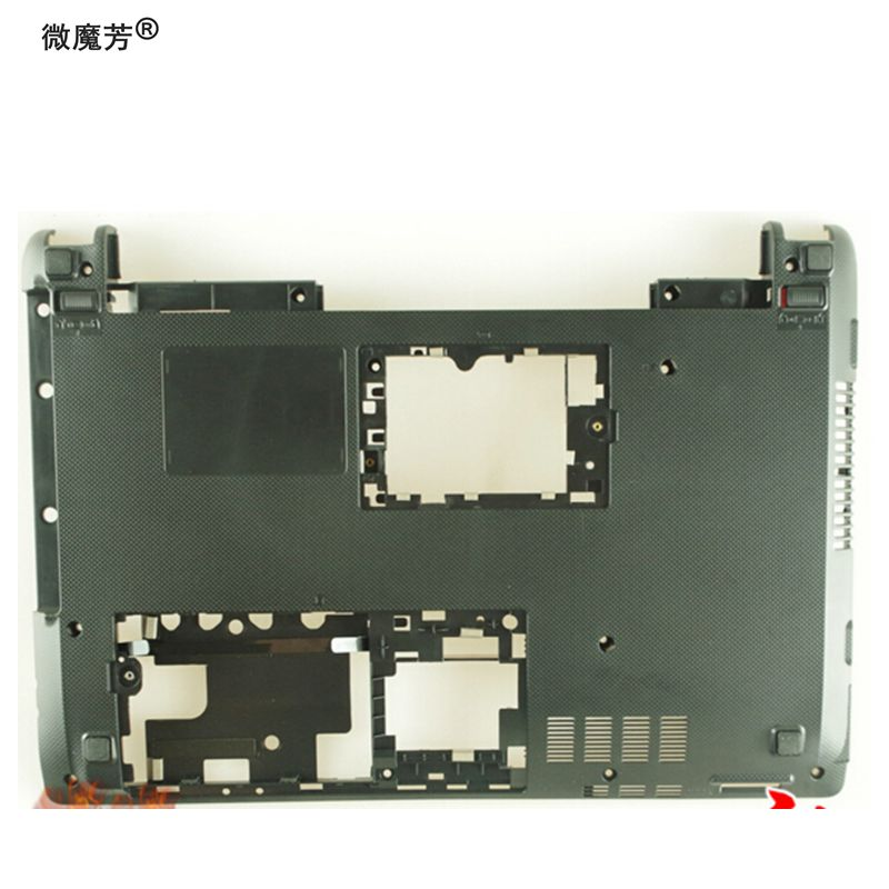 NEW For Asus X43B X43U K43T K43TK K43U K43TA Laptop Bottom Base Case COVER D shell new laptop for asus a53t k53u k53b x53u k53t k53t k53 x53b k53ta k53z top lcd plamrst cover bottom cover hinges speaker jack
