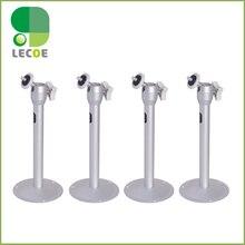 4PCS Universal Aluminium Metal