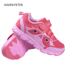 Child casual running shoes boys 2017 Sneakers kids girls bear cartoon shoes for kids soft gym shoes breathable antiskid