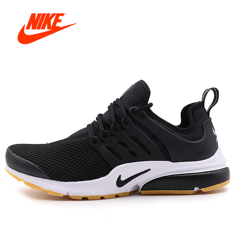 Original New Arrival Official Nike Air Presto Women's Low Top Breathable Running Shoes Sneakers nike original new arrival mens air max tavas breathable low top running shoes sneakers for men