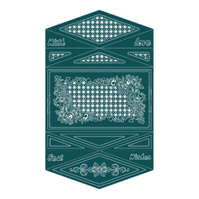 Naifumodo Frame Card Metal Cutting Dies New 2019 for Craft Dies Scrapbooking Card Making Album Stencil Embossing DIY Die Cut тарелка десертная luminarc arty purple 20 см