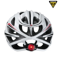 Topeak 테일 럭스 TMS071 도로 자전거 후면 라이트 자전거 랙 미등 Bicicleta MTB 안전 플래시 램프 사이클링 헬멧 LED 라이트