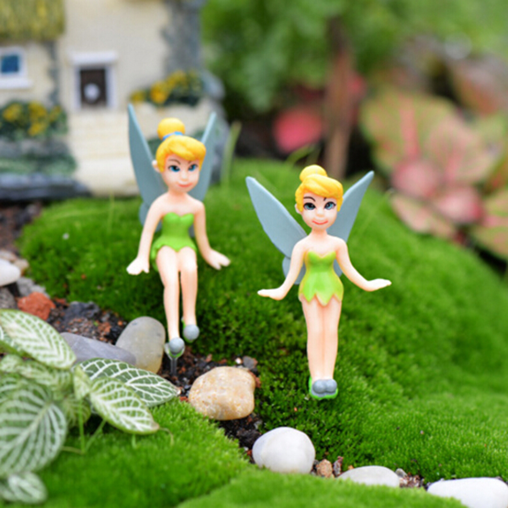 Home & Garden Romantic Christmas Dust Elf Lover Miniature Fairy Garden Home Houses Decoration Mini Craft Micro Landscaping Decor Diy Accessories