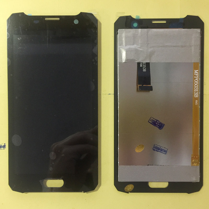 For Ulefone Armor 2 LCD Display and Touch Screen 100% Tested Screen Digitizer Assembly Repair Parts without frame