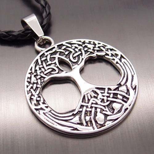 Irish celtic knot tree of life pendant with 20 choker necklace pp irish celtic knot tree of life pendant with 20 choker necklace pp219 mozeypictures Images