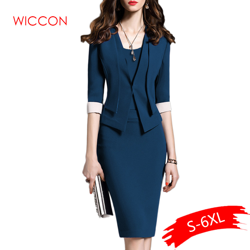 Ladies Suits For Office Wear Suit Party Frock Women Occasion Dresses Elegant Blazer Dress Jacket Set Women Fashion Coat